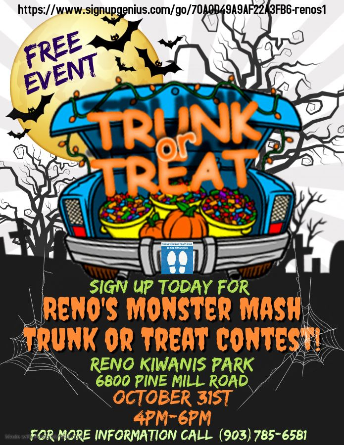Halloween Trunk or Treat
